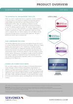 SERVOPRO FID Product Brochure - 2