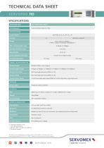 SERVOPRO FID Product Brochure - 3