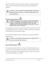 SERVOPRO HFID Operators Manual PN 221196 r0 - 13