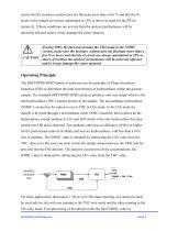 SERVOPRO HFID Operators Manual PN 221196 r0 - 8