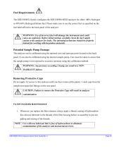 SERVOPRO HFID Quick Start Guide PN 221196Q Rev 1 - 10
