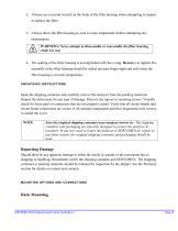 SERVOPRO HFID Quick Start Guide PN 221196Q Rev 1 - 11