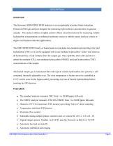 SERVOPRO HFID Quick Start Guide PN 221196Q Rev 1 - 6