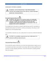 SERVOPRO HFID Quick Start Guide PN 221196Q Rev 1 - 9