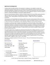 SERVOPRO MonoExact DF150E-DF310E Operator Manual - issue 1.1 - 2