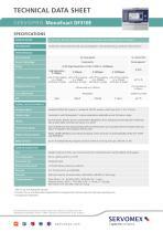 SERVOPRO MonoExact DF310E Product Brochure - 3
