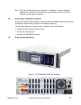 SERVOPRO MultiExact 4100 Installation and Operator Manual_1.3 - 11