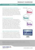 SERVOPRO MultiExact 4100 Product Brochure - 2