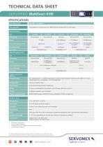 SERVOPRO MultiExact 4100 Product Brochure - 3