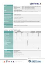 SERVOPRO MultiExact 4100 Product Brochure - 4