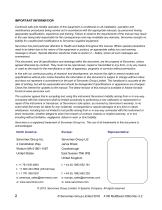 SERVOPRO MultiExact 4100 Quick Start Guide rev 2.2 - 2