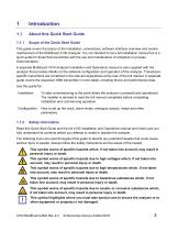 SERVOPRO MultiExact 4100 Quick Start Guide rev 2.2 - 5
