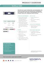 SERVOPRO MultiExact 4200 Product Brochure - 1