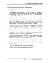 SERVOPRO NanoChrome Operator Manual 04416001A_6 - 10
