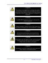 SERVOPRO NanoChrome Operator Manual 04416001A_6 - 17