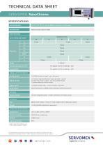 SERVOPRO NanoChrome Product Brochure - 3