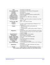 SERVOPRO NOx Operators Manual PN 221195 r0 - 10