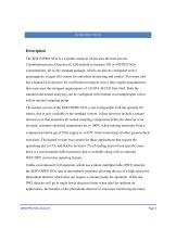 SERVOPRO NOx Operators Manual PN 221195 r0 - 5