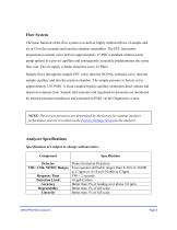 SERVOPRO NOx Operators Manual PN 221195 r0 - 9