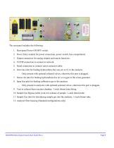 SERVOPRO NOx Quick Start Guide PN 221195Q Rev 1 - 10