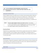 SERVOPRO NOx Quick Start Guide PN 221195Q Rev 1 - 9