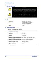 SERVOPRO Plasma Operator Manual 02001001A_10 - 10