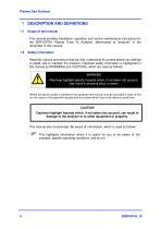 SERVOPRO Plasma Operator Manual 02001001A_10 - 6