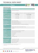 SERVOPRO Plasma Product Brochure - 3
