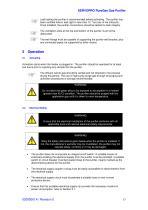 SERVOPRO PureGas Operator Manual 02005001A_0 - 14