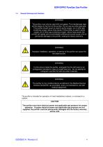 SERVOPRO PureGas Operator Manual 02005001A_0 - 5