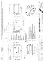 SERVOTOUGH FluegasExact 2700 MiniPurge Installation Manual for Class 1 Div 2 - 11
