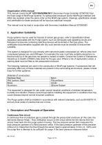 SERVOTOUGH FluegasExact 2700 MiniPurge Installation Manual for Class 1 Div 2 - 3