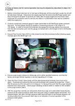 SERVOTOUGH FluegasExact 2700 MiniPurge Installation Manual for Class 1 Div 2 - 6