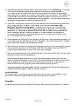 SERVOTOUGH FluegasExact 2700 MiniPurge Installation Manual for Class 1 Div 2 - 7