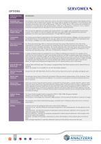 SERVOTOUGH FluegasExact 2700 Product Brochure - 7