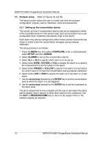 SERVOTOUGH FluegasExact 2700 Quick Start Manual 02700003D_1 - 14