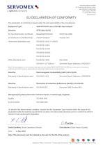 SERVOTOUGH Laser 3 Plus Certification Manual 07931008B_5 - 11