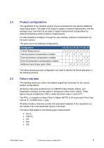 SERVOTOUGH Laser 3 Plus Functional Safety Manual 07931006B_3 - 11