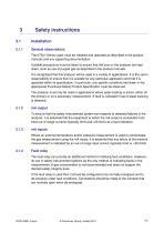 SERVOTOUGH Laser 3 Plus Functional Safety Manual 07931006B_3 - 13
