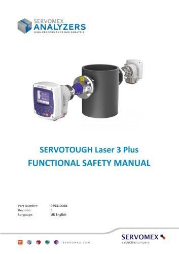 SERVOTOUGH Laser 3 Plus Functional Safety Manual 07931006B_3