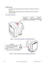 SERVOTOUGH Laser 3 Plus Operator Manual 07931001B_6 - 18