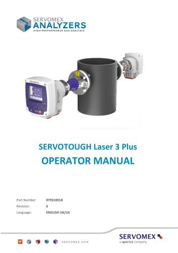 SERVOTOUGH Laser 3 Plus Operator Manual 07931001B_6