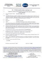 SERVOTOUGH Oxy 1900 Certification Manual 01910008B_10 - 13