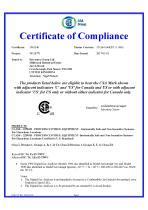 SERVOTOUGH Oxy 1900 Certification Manual 01910008B_10 - 19