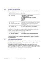 SERVOTOUGH Oxy 1900 Functional Safety Manual 01910006B_3 - 11