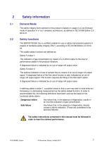 SERVOTOUGH Oxy 1900 Functional Safety Manual 01910006B_3 - 9