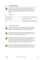 SERVOTOUGH Oxy 1900 Operator Manual 01910001B_8 - 21