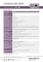 SERVOTOUGH Oxy 1900 Product Brochure - 3