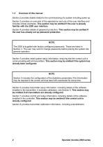 SERVOTOUGH OxyExact 2200 Operator Manual 02210001A_5 - 10
