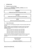 SERVOTOUGH OxyExact 2200 Operator Manual 02210001A_5 - 9